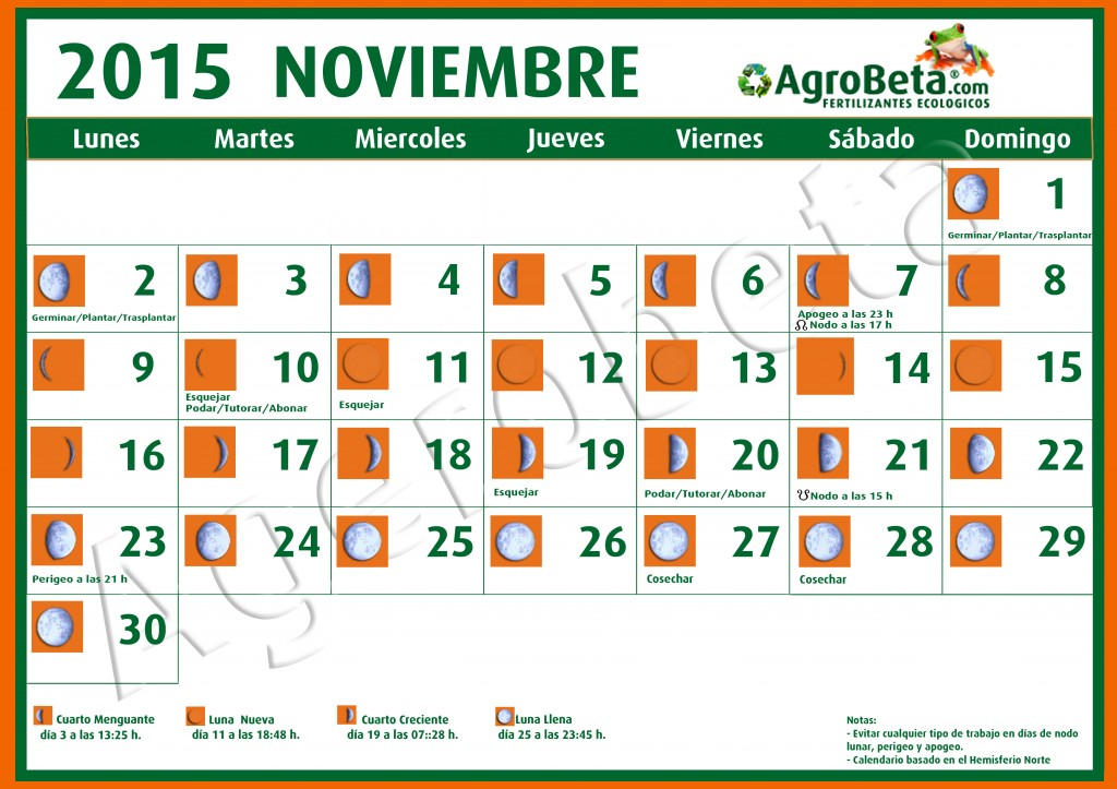 Search Results For Calendario Lunar Agricultura 2015