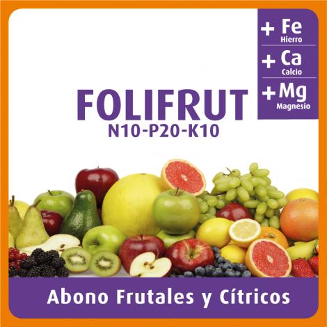 AGROBETA FOLIFRUT 10-20-10